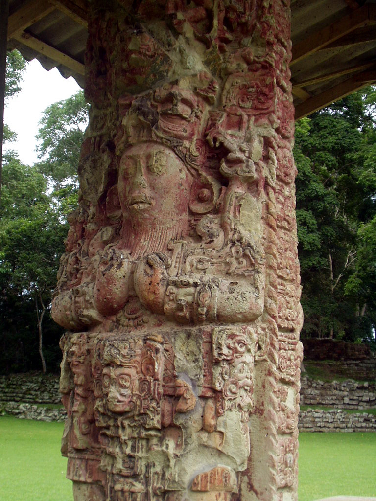 Mayan Animal Sacrifice
